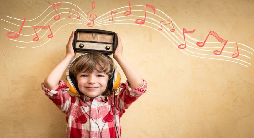 Ways music improves child's development